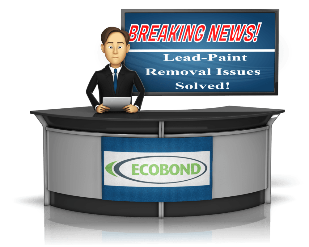 Breaking News lead paint issues solved