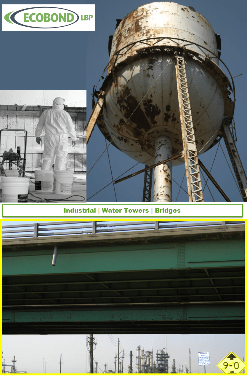 Landing page tower bridge lead paint removal