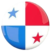 Panama flag circleupdated